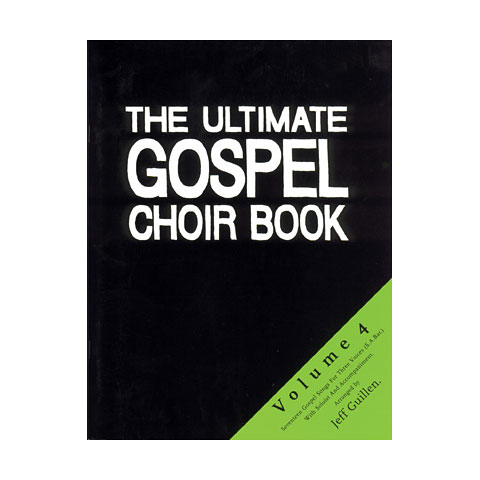 Zebe The Ultimate Gospel Choir Book Vol.4