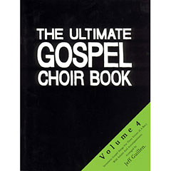 Zebe The Ultimate Gospel Choir Book Vol.4 « Partitions choeur