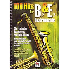 Hildner 100 Hits für Bb&Eb Instrumente « Songbook