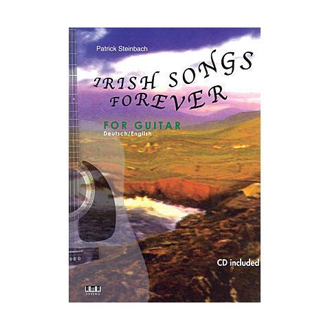 Libro de partituras AMA Irish Songs Forever