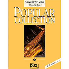 Dux Popular Collection Bd.5 « Libro de partituras