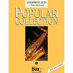 Dux Popular Collection Bd.5 « Bladmuziek