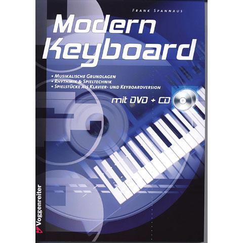 Manuel pédagogique Voggenreiter Modern Keyboard