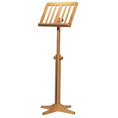 K&M 11616 Wooden Music Stand « Sheet Music-Stand