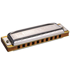 Hohner Blues Harp MS D « Harmonica Richter