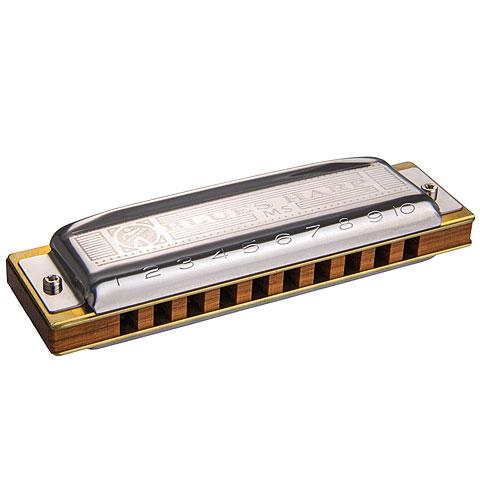 Richter-Mundharmonika Hohner Blues Harp MS G