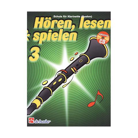 Libros didácticos De Haske Hören,Lesen&Spielen Bd.3 (Boehm)
