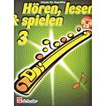Instructional Book De Haske Hören,Lesen&Spielen Bd. 3