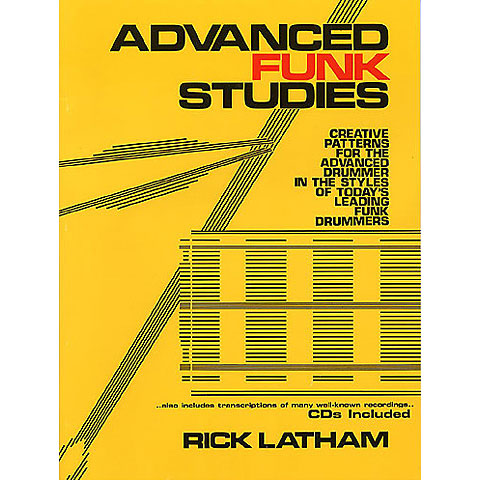 Lehrbuch Alfred KDM Advanced Funk Studies