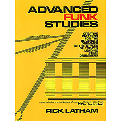 Alfred KDM Advanced Funk Studies « Instructional Book