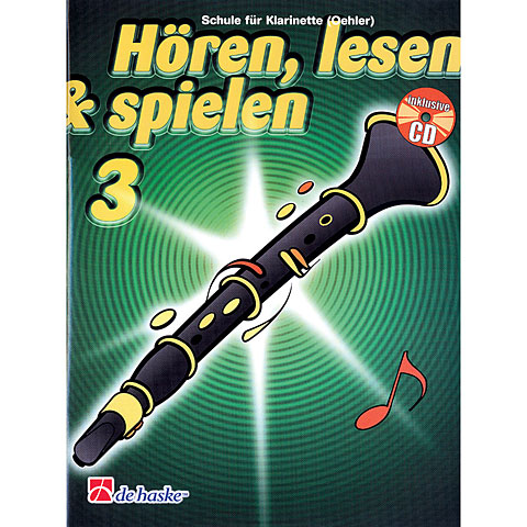 Manuel pédagogique De Haske Hören,Lesen&Spielen Bd.3 (Oehler)