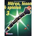 Instructional Book De Haske Hören,Lesen&Spielen Bd.3 (Oehler)