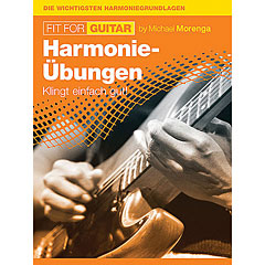 Bosworth Fit for Guitar Bd.3 - Harmonieübungen « Libros didácticos