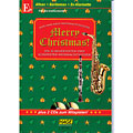 Notenbuch Hage Merry Christmas für Eb-Instrumente