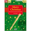 Notböcker Hage Merry Christmas für Blockflöte