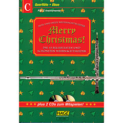 Hage Merry Christmas C-Instrumente « Music Notes