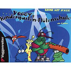 Voggenreiter Voggys Kindergarten-Flötenschule « Kinderboek