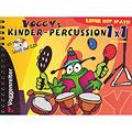 Εκαπιδευτικό βιβλίο Voggenreiter Voggy´s Kinderpercussion 1x1