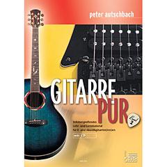 Acoustic Music Books Gitarre Pur (Band 2) - Stiluebergreifendes Lehr-u. Lernmaterial für E- u. Akustik « Manuel pédagogique