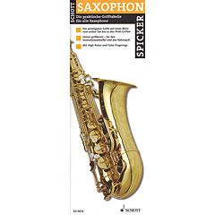 Schott Saxophon Spicker « Libros didácticos