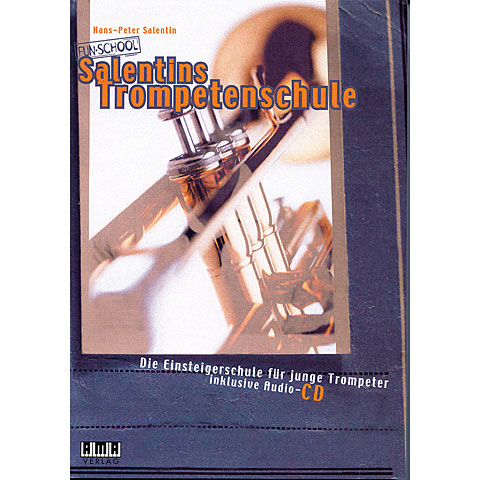Instructional Book AMA Salentins Trompetenschule