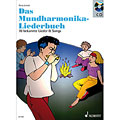 Notenbuch Schott Mundharmonika spielen - mein schönstes Hobby Das Mundharmonika-Liederbuch