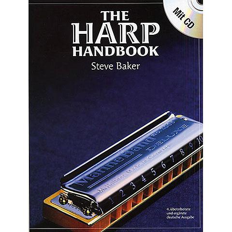 Libros didácticos Bosworth The Harp Handbook