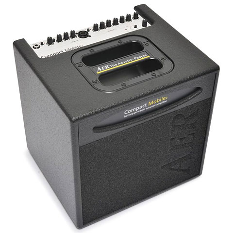 Ampli guitare acoustique AER Compact Mobile 2