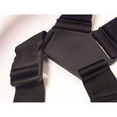 Schwarz Bell Lyre Black Nylon Sling