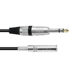 t&mCable HPE325 Kopfhörerverlängerung « Cable de audio