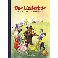 Bärenreiter Der Liederbär « Libro para niños