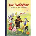 Książka dla dzieci Bärenreiter Der Liederbär