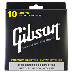 Gibson HB-Alloy SA10, 010-046 « Electric Guitar Strings