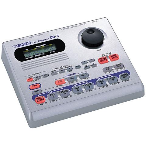 Drum Computer Boss Dr. Rhythm DR-3