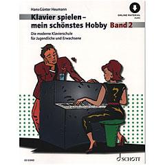 Schott Klavierspielen - mein schönstes Hobby Bd.2 « Libros didácticos