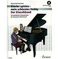 Нотная тетрадь  Schott Klavierspielen - mein schönstes Hobby Der Klassikband