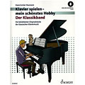 Nuty Schott Klavierspielen - mein schönstes Hobby Der Klassikband