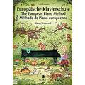 Lektionsböcker Schott Europäische Klavierschule Bd.2