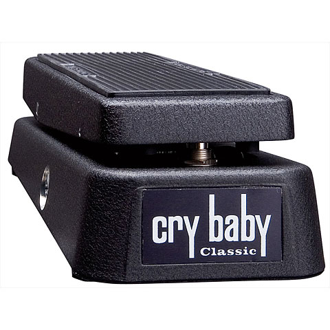 Pedal guitarra eléctrica Dunlop GCB95F Cry Baby Classic Wah