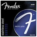 Cuerdas guitarra eléctr. Fender 350R, 010-046