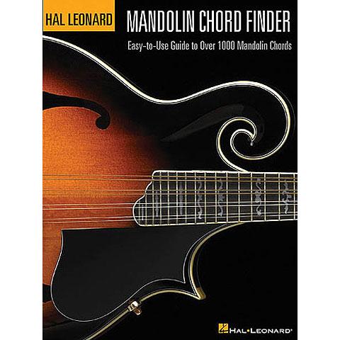 Lehrbuch Hal Leonard Mandolin Chord Finder