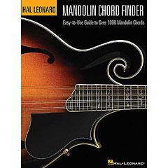 Hal Leonard Mandolin Chord Finder « Libros didácticos