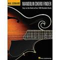 Manuel pédagogique Hal Leonard Mandolin Chord Finder
