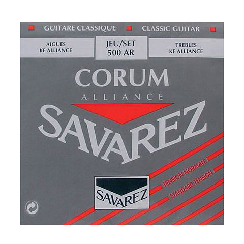 Classical Guitar Strings Savarez Alliance Corum 500AR