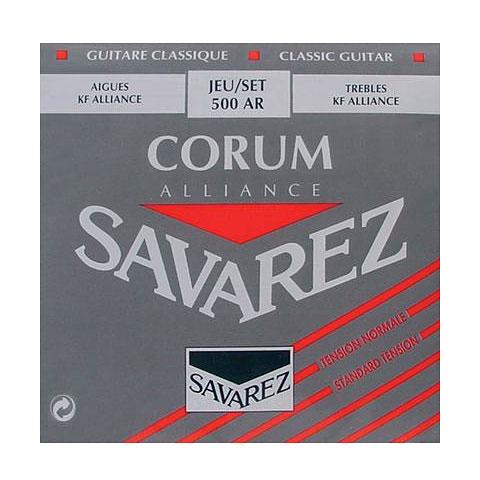 Corde guitare classique Savarez Alliance Corum 500AR