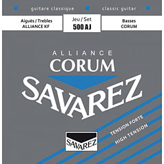 Savarez Alliance Corum 500AJ « Cuerdas guit. clásica