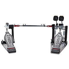 DW 9000 Series Double Bass Drum Pedal « Pedal de bombo