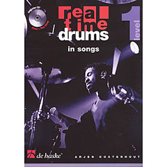 De Haske Real Time Drums in Songs (D)