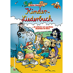 Voggenreiter Peter Bursch's Kinderliederbuch + CD « Livre pour enfant