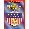 Instructional Book Advance Music The All-American Drummer